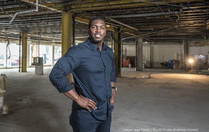 URBIN Investor Jonathan Vilma in the South Florida Business Journal