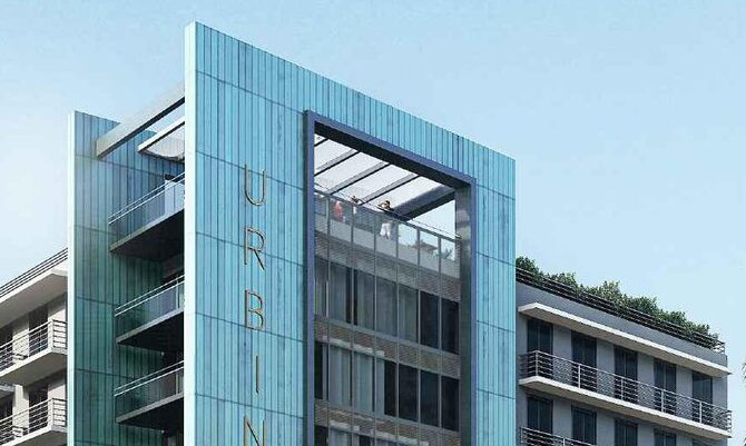 Location Venture's Co-live / Co-work project URBIN Miami Beach in PROFILEmiami